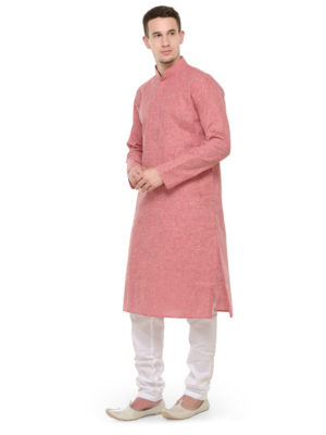 kurta pajama set carrot